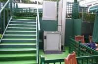 Elevatoare pentru persoane cu dizabilitati locomotorii sau mobilitate redusa GARAVENTA LIFT