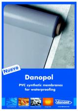 Membrane hidroizolante PVC - DANOPOL DANOSA