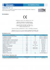 Membrane hidroizolante PVC - DANOPOL FV 1.5 DANOSA