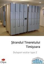 Compartimentari sanitare realizate CLIPS