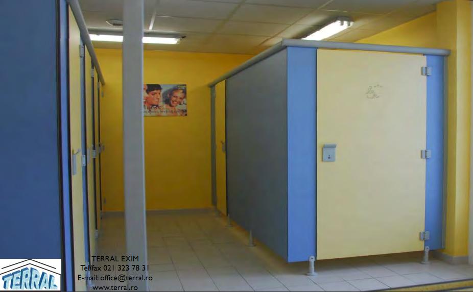 Compartimentari sanitare CLIPS - Poza 7