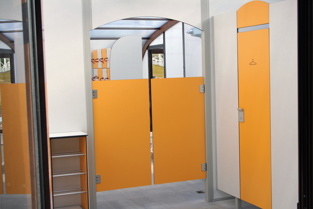 Compartimentari sanitare CLIPS - Poza 10