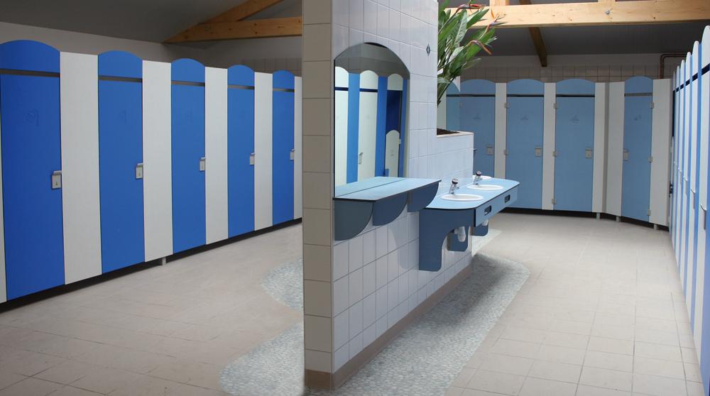 Compartimentari sanitare CLIPS - Poza 11