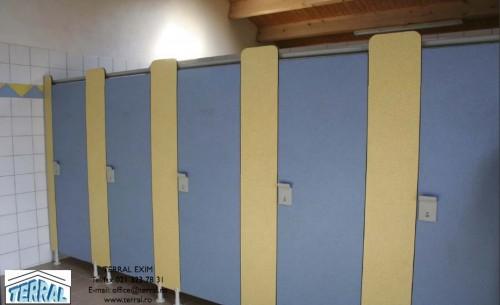 Compartimentari sanitare CLIPS - Poza 12
