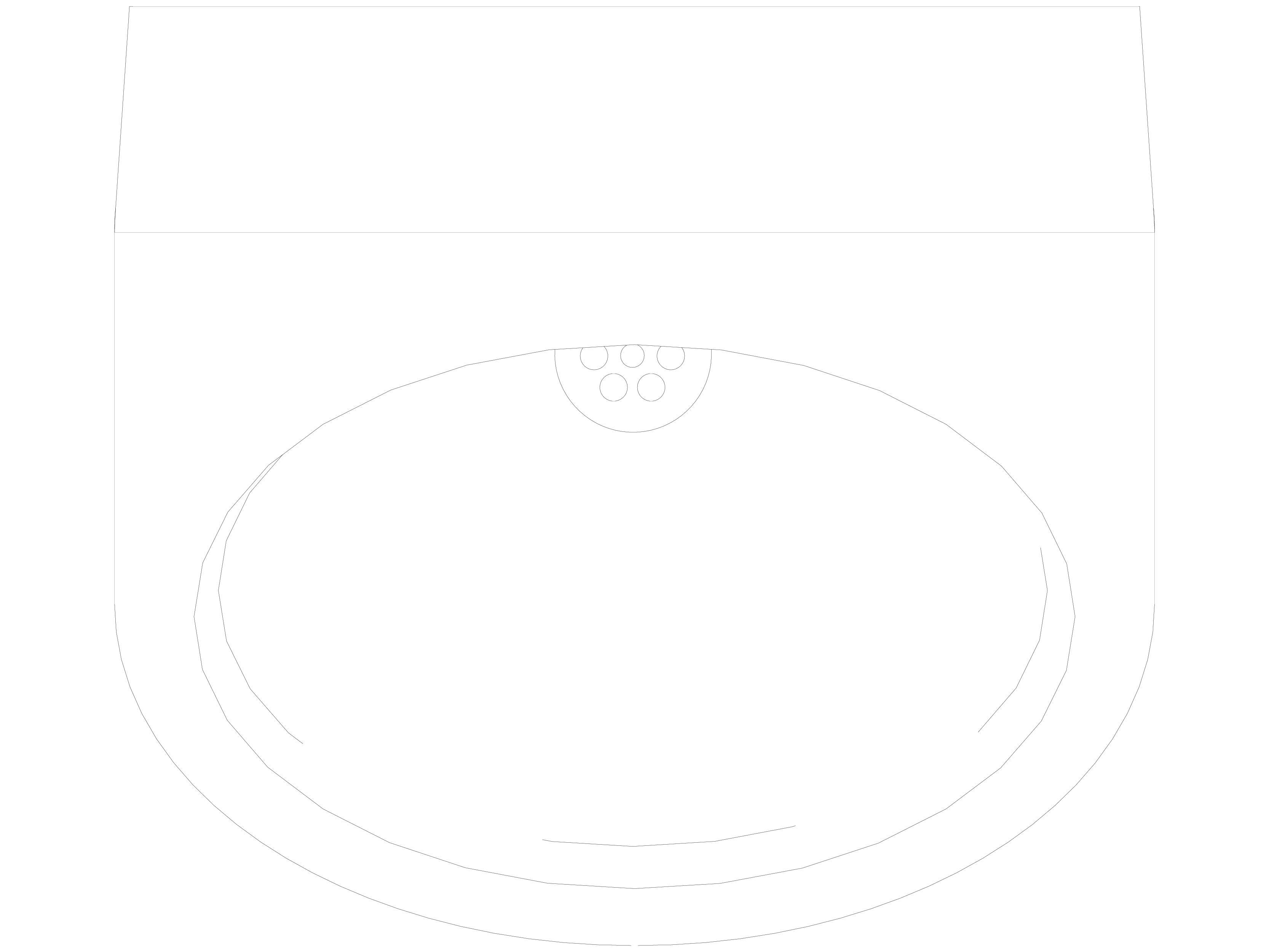 Pagina 1 - CAD-DWG Urinar din otel inox cu ventil de spalare si sifon SANELA Detaliu de produs SLPN ...