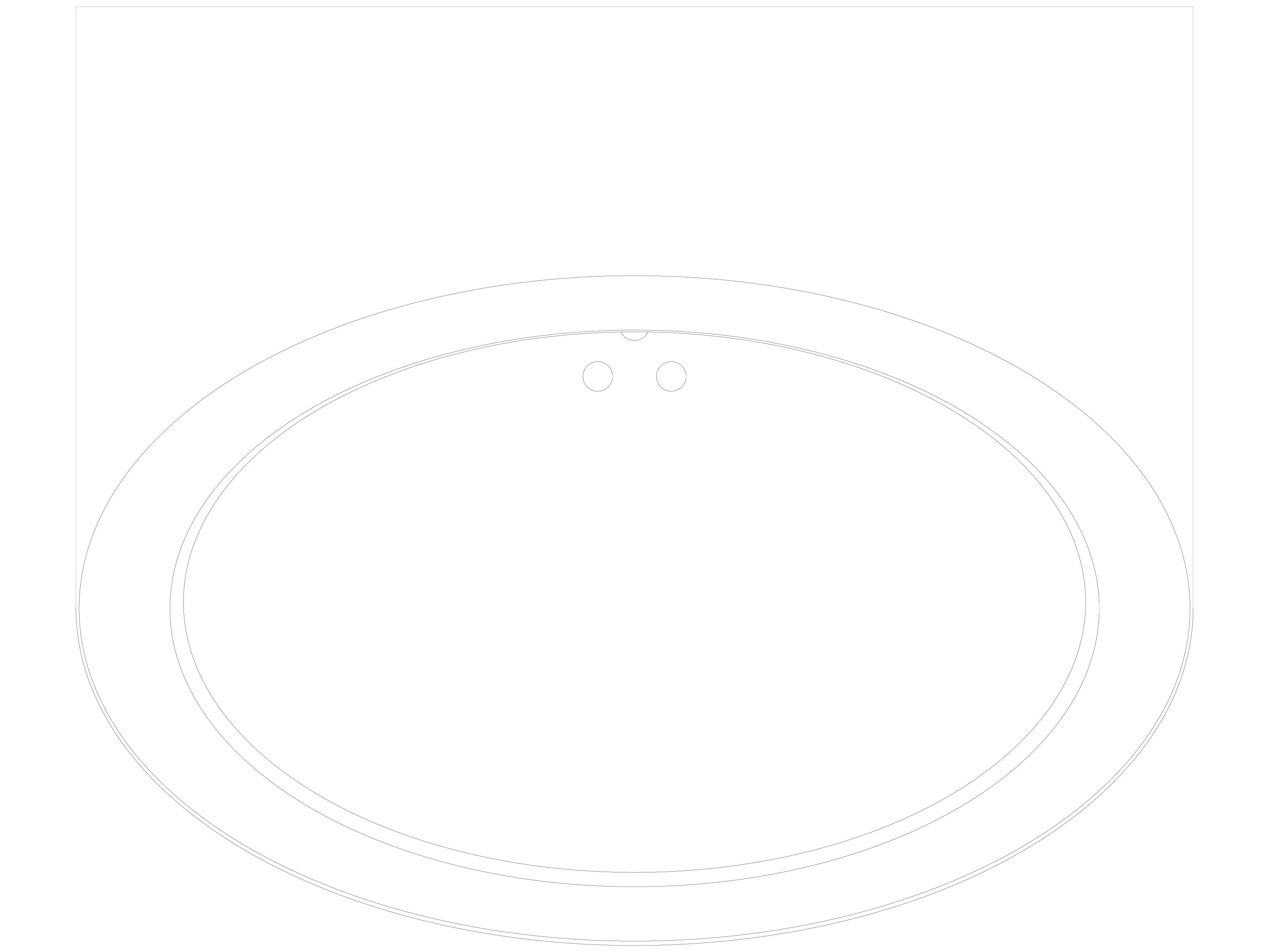 Pagina 1 - CAD-DWG Urinar rotund din otel inox cu ventil de spalare si sifon SANELA Detaliu de...
