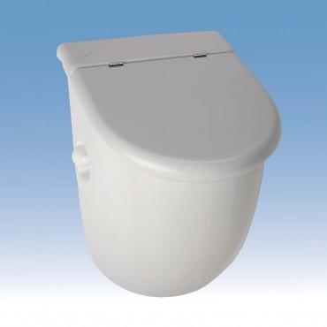 Prezentare produs Pisoare ceramice SANELA - Poza 5