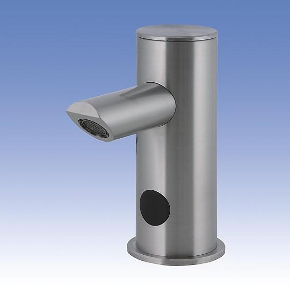 Baterie de lavoar din otel inox cu senzor infrarosu - SLU 31N SANELA - Poza 1