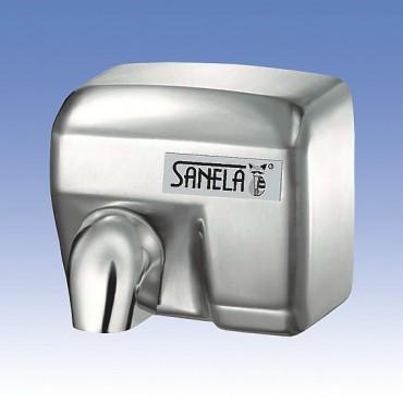 Prezentare produs Uscatoare de maini cu montaj pe perete SANELA - Poza 3