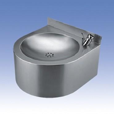 Prezentare produs Fantani pentru apa potabila din otel-inox SANELA - Poza 4
