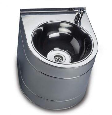 Prezentare produs Fantani pentru apa potabila din otel-inox SANELA - Poza 3