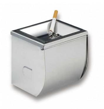 Prezentare produs Suporti hartie igienica din otel-inox SANELA - Poza 8