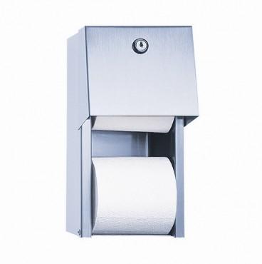 Prezentare produs Suporti hartie igienica din otel-inox SANELA - Poza 7