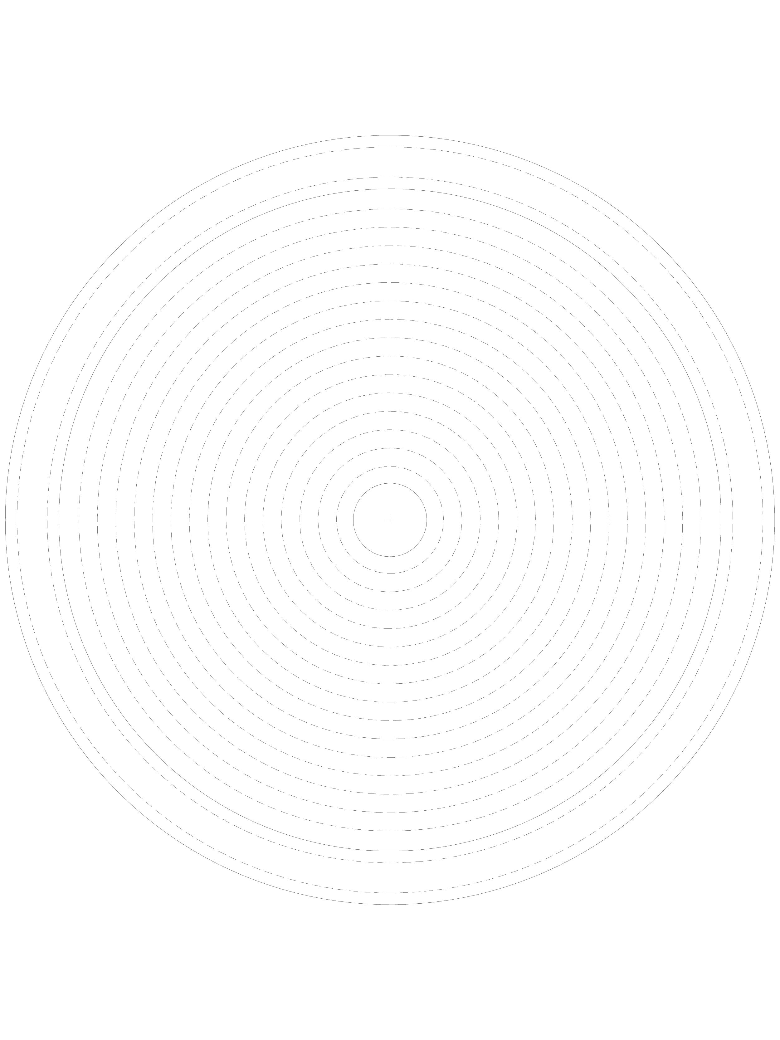 Pagina 1 - CAD-DWG Lavoar circular din inox de incastrat in blat SANELA Detaliu de produs SLUN 31