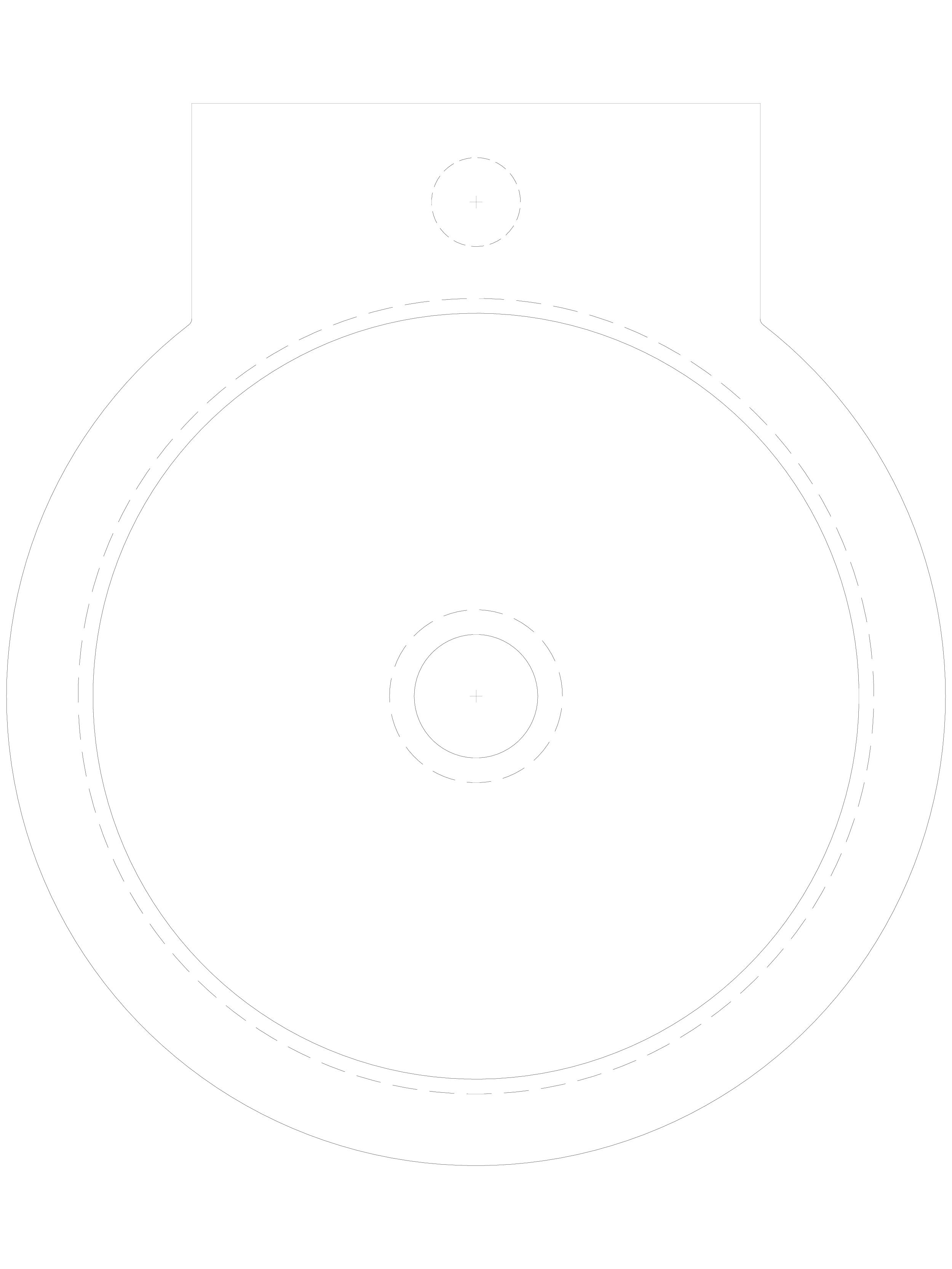 Pagina 1 - CAD-DWG Lavoar din inox, fara gaura pentru baterie SANELA Detaliu de produs SLUN 17