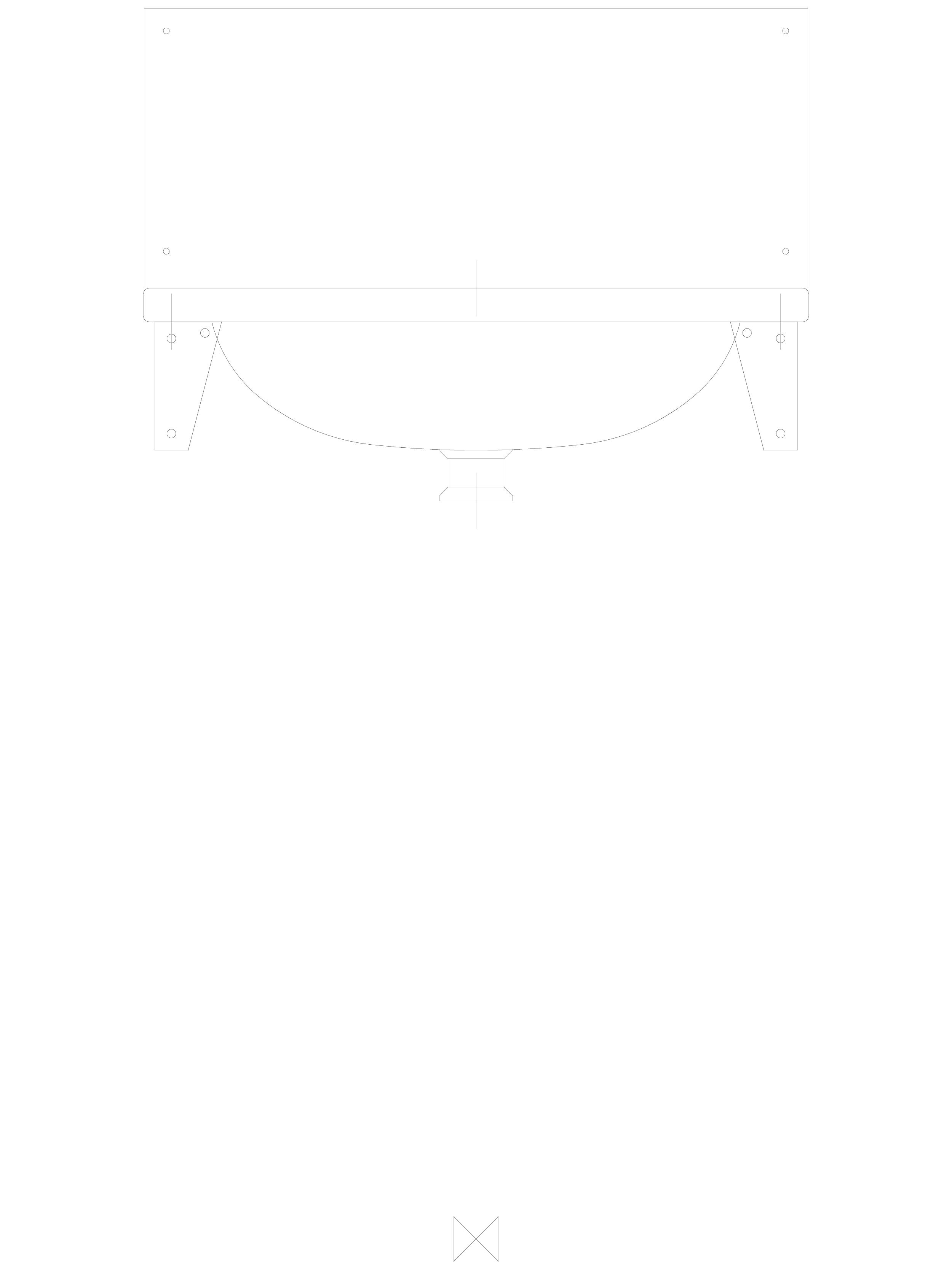 Pagina 1 - CAD-DWG Lavoare din otel inox cu gaura pentru baterie si spatar - ze pedu SANELA Detaliu ...