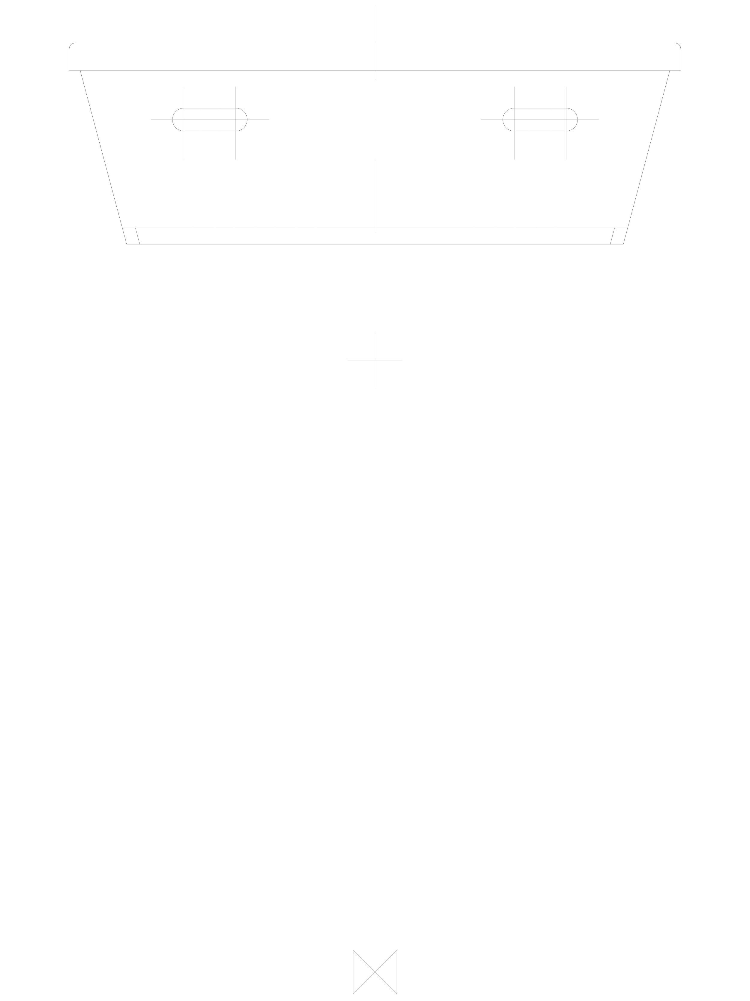 Pagina 1 - CAD-DWG Lavoare din otel inox cu gaura pentru baterie - ze pedu SANELA Detaliu de produs ...