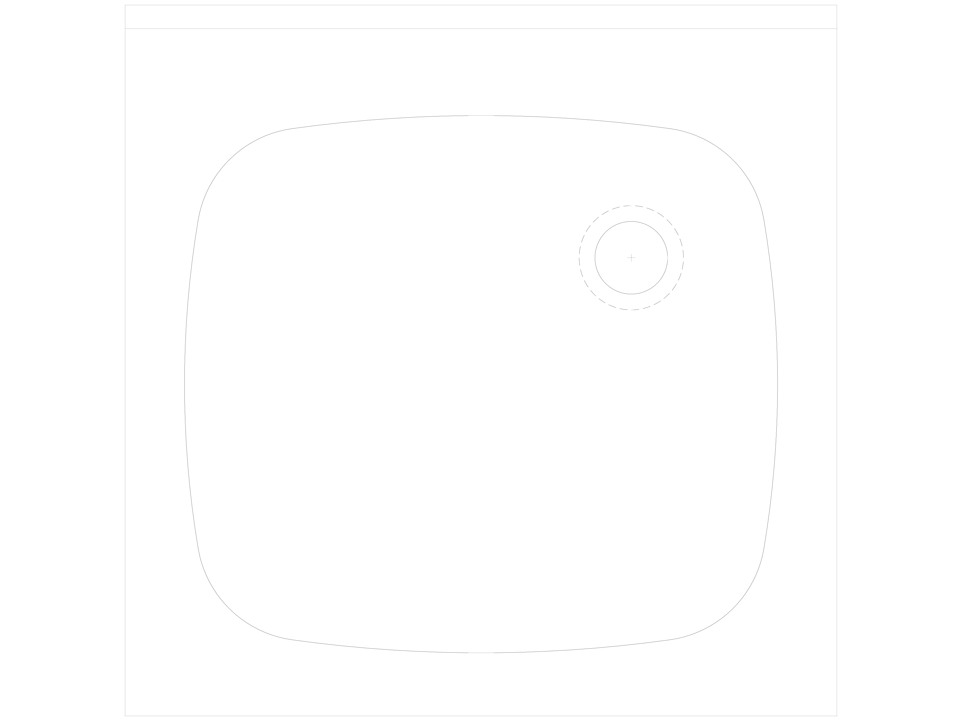 Pagina 1 - CAD-DWG Spalator din inox de perete cu masca SANELA Detaliu de produs SLUN 03
