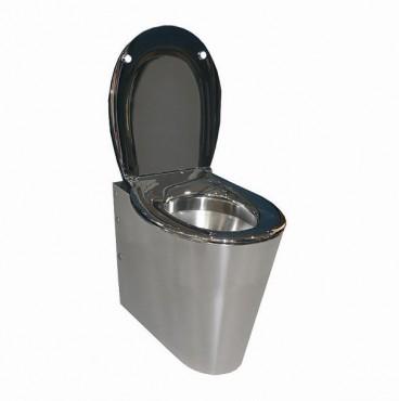 Prezentare produs Toalete din otel-inox SANELA - Poza 1