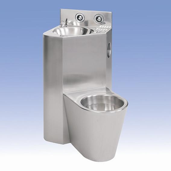 Toalete din otel-inox SANELA - Poza 13