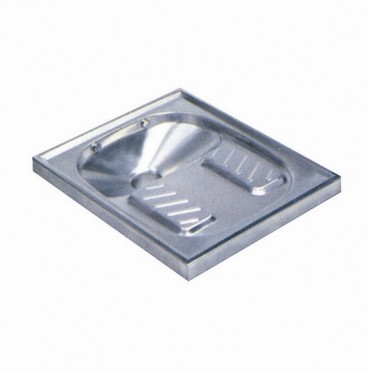 Prezentare produs Toalete din otel-inox SANELA - Poza 8