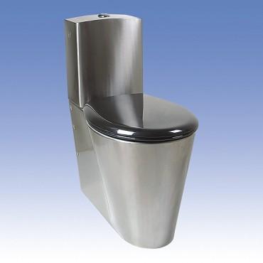 Prezentare produs Toalete din otel-inox SANELA - Poza 6