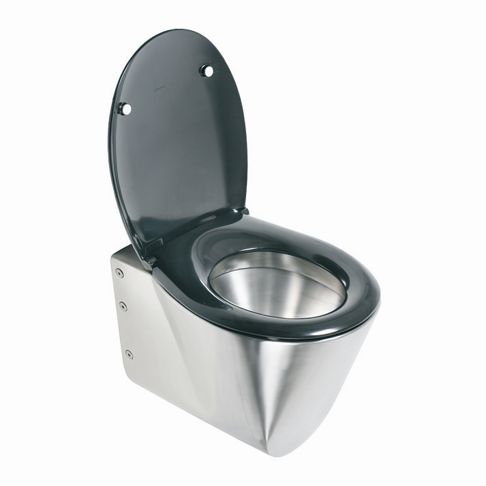 Toalete din otel-inox SANELA - Poza 5