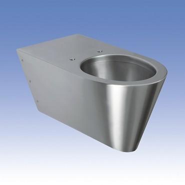 Prezentare produs Toalete din otel-inox SANELA - Poza 2