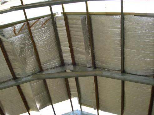Aplicatii folii termoizolante la fatade ISOLAIR THERMO - Poza 4