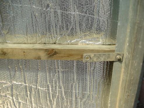 Aplicatii folii termoizolante la fatade ISOLAIR THERMO - Poza 14