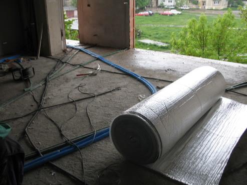 Folii termoizolante pentru pardoseli ISOLAIR THERMO - Poza 5
