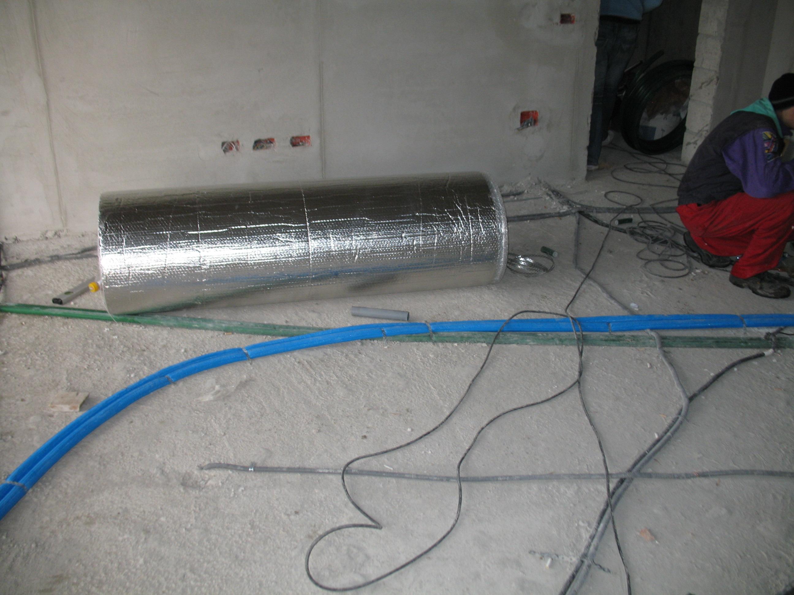 Folii termoizolante pentru pardoseli ISOLAIR THERMO - Poza 18