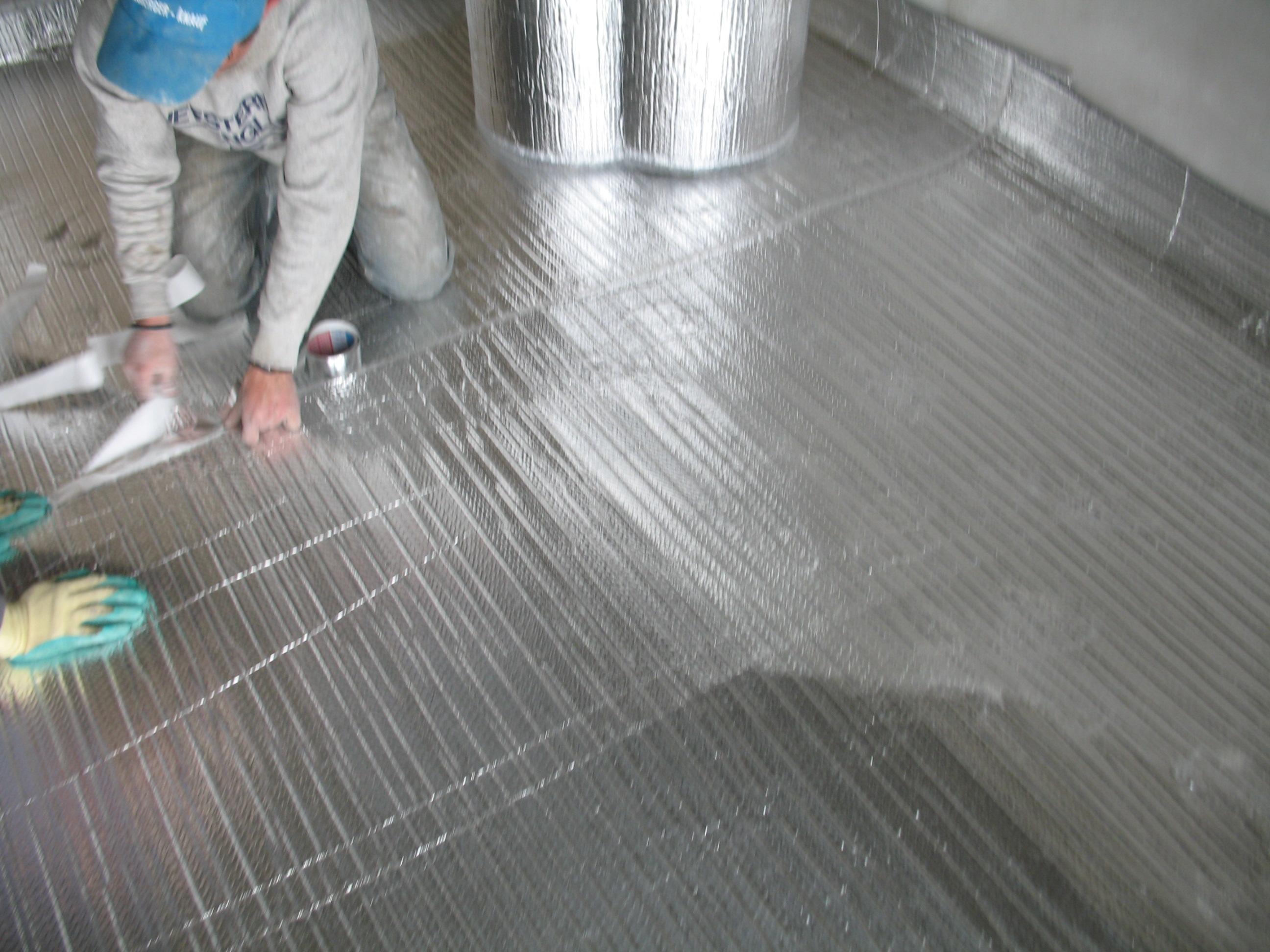 Folii termoizolante pentru pardoseli ISOLAIR THERMO - Poza 31