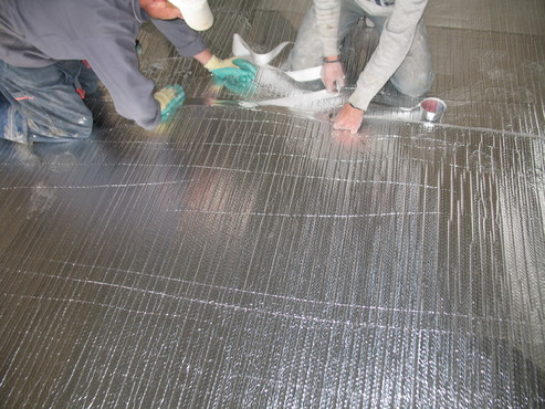 Folii termoizolante pentru pardoseli ISOLAIR THERMO - Poza 37