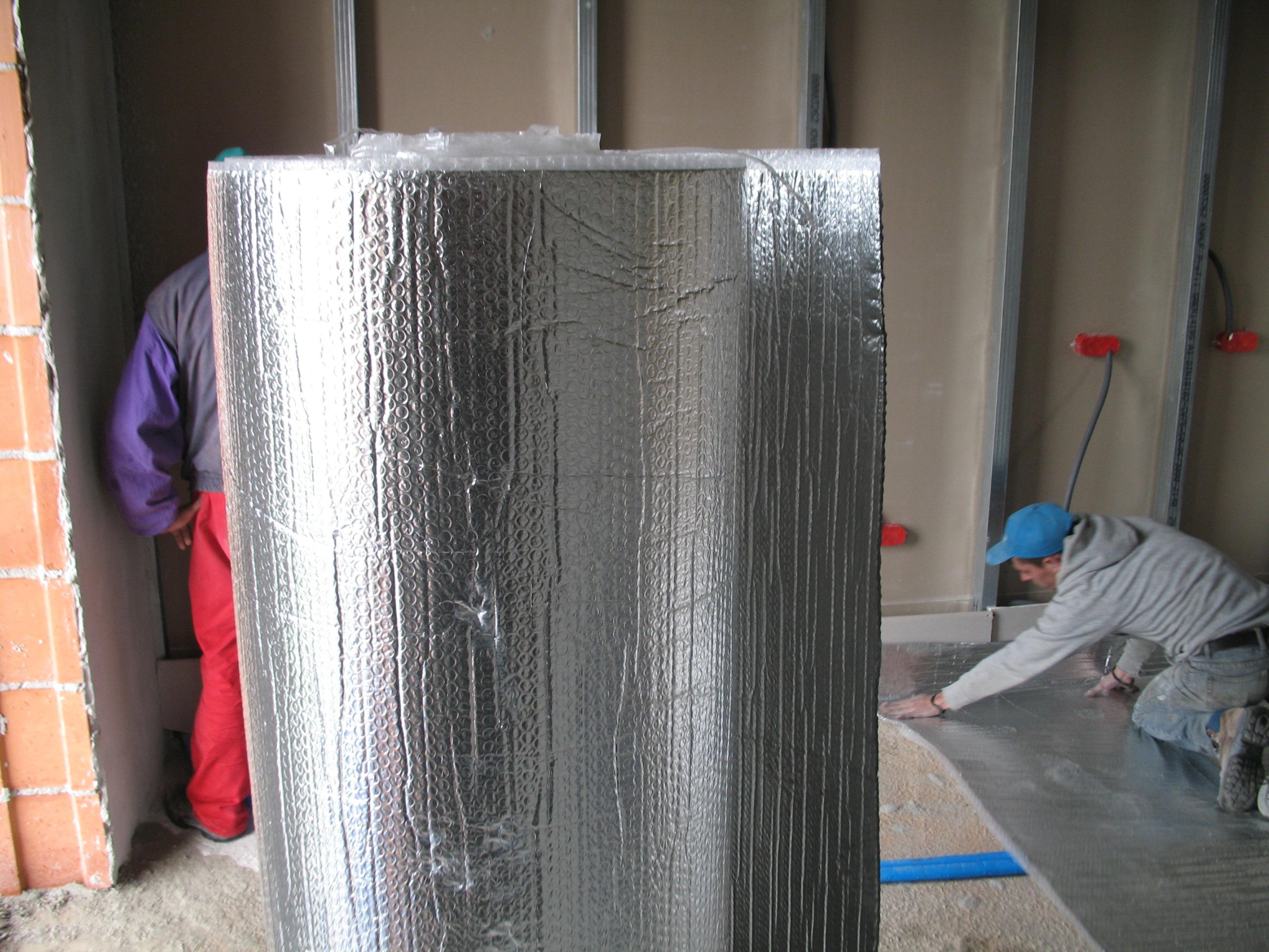 Folii termoizolante pentru pardoseli ISOLAIR THERMO - Poza 44