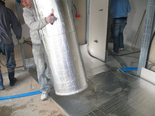 Folii termoizolante pentru pardoseli ISOLAIR THERMO - Poza 50