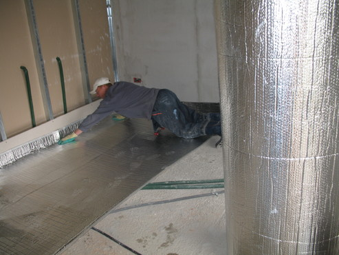 Folii termoizolante pentru pardoseli ISOLAIR THERMO - Poza 54