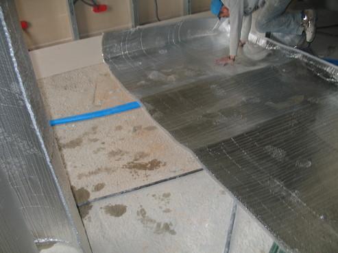Folii termoizolante pentru pardoseli ISOLAIR THERMO - Poza 58