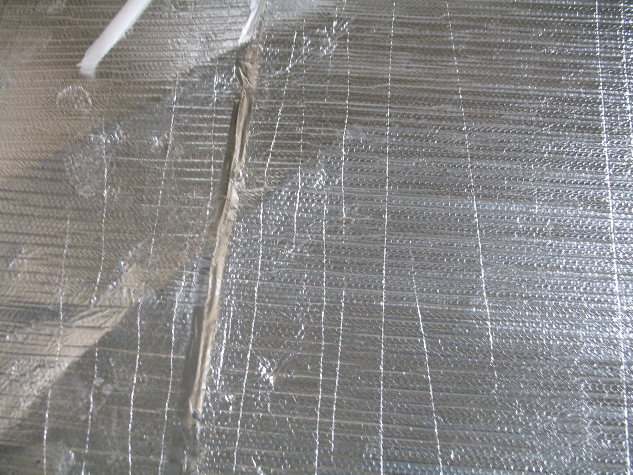 Folii termoizolante pentru pardoseli ISOLAIR THERMO - Poza 59