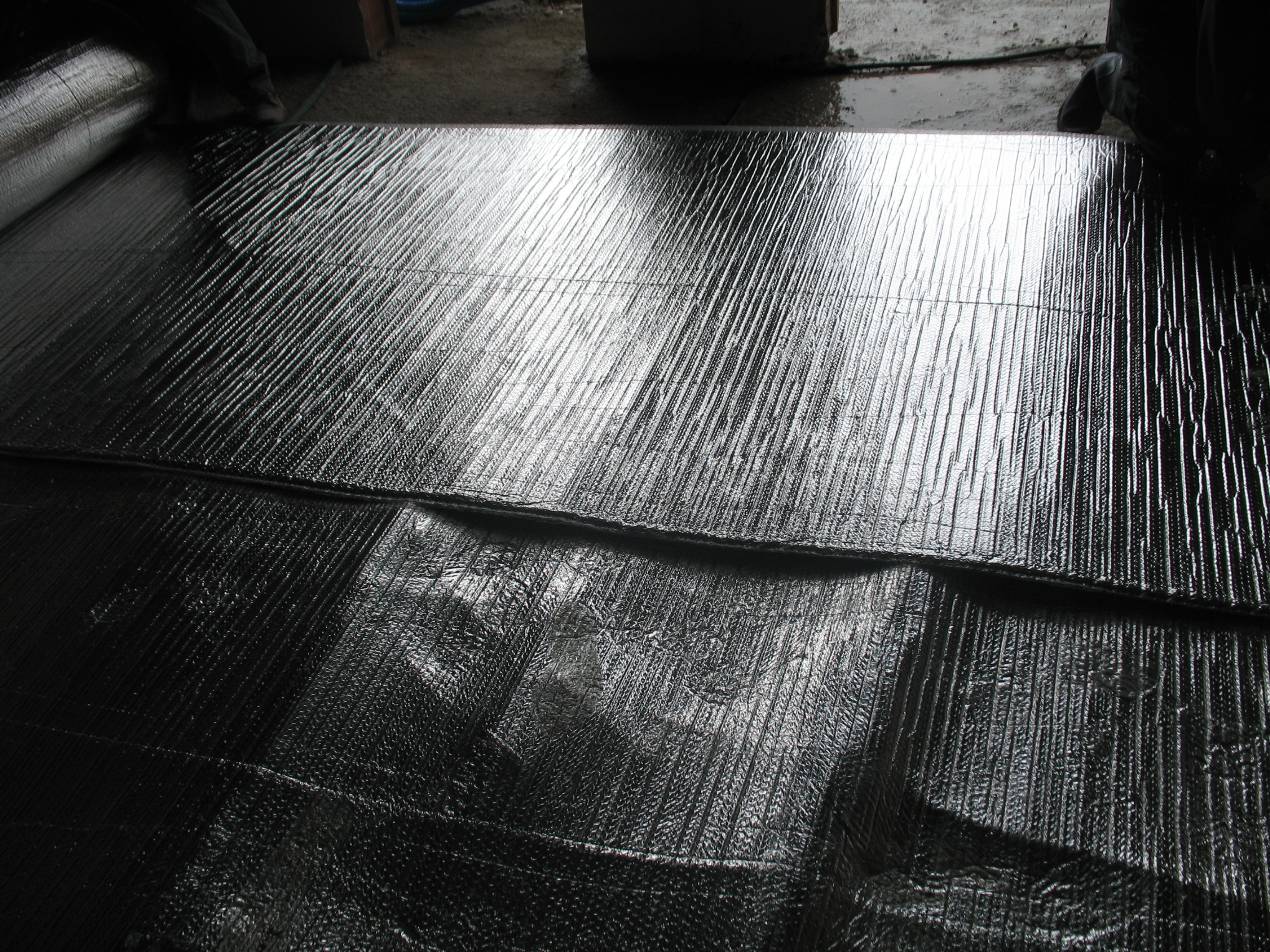 Folii termoizolante pentru pardoseli ISOLAIR THERMO - Poza 65