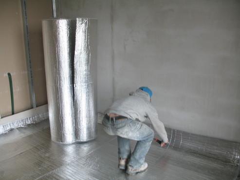 Folii termoizolante pentru pardoseli ISOLAIR THERMO - Poza 74