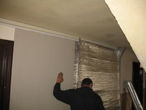 Folii termoizolante pentru pereti ISOLAIR THERMO - Poza 8