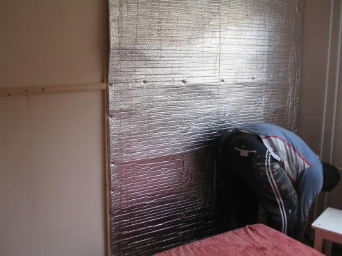 Folii termoizolante pentru pereti ISOLAIR THERMO - Poza 9