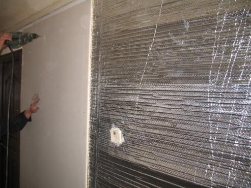 Folii termoizolante pentru pereti ISOLAIR THERMO - Poza 14