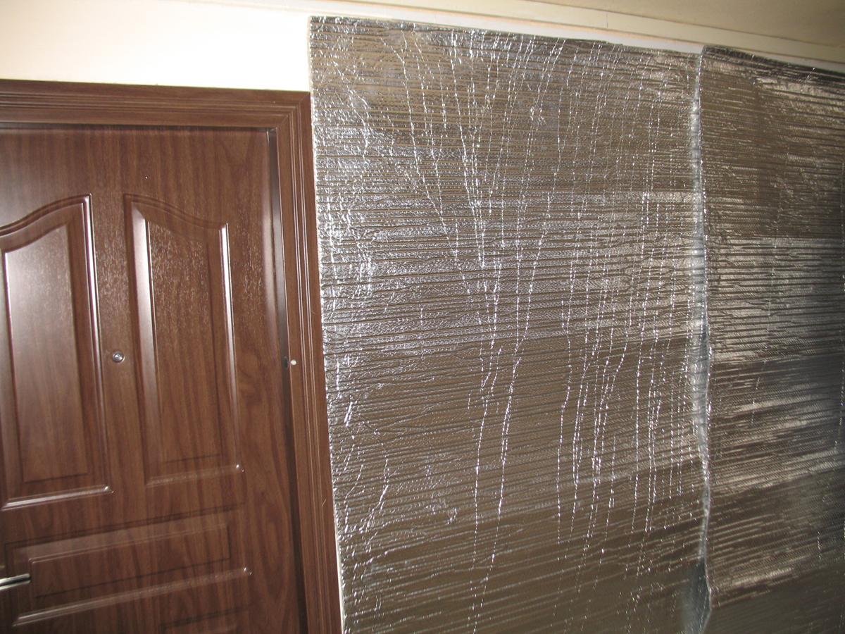 Folii termoizolante pentru pereti ISOLAIR THERMO - Poza 16