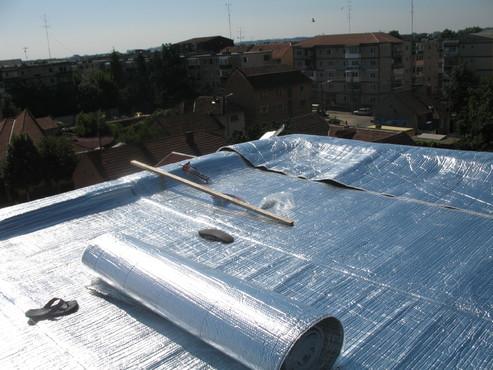 Folii termoizolante pentru terase ISOLAIR THERMO - Poza 2