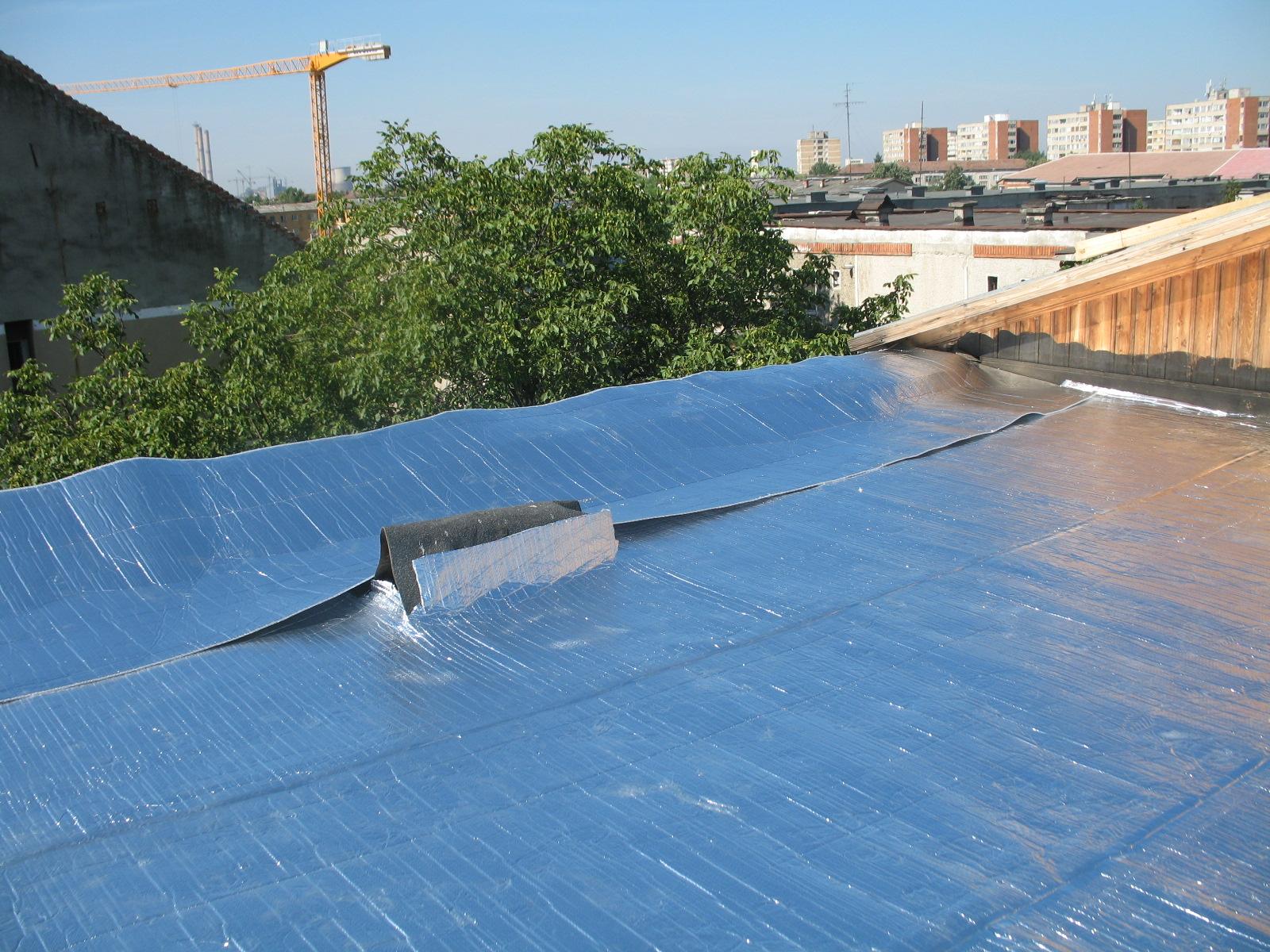 Folii termoizolante pentru terase ISOLAIR THERMO - Poza 3