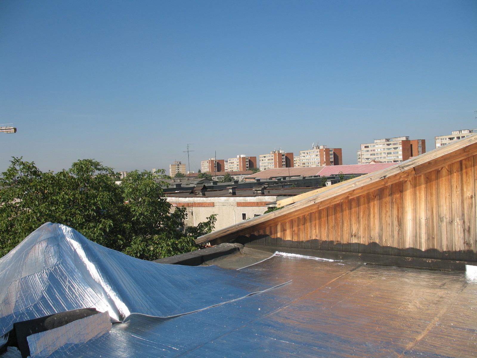 Folii termoizolante pentru terase ISOLAIR THERMO - Poza 4