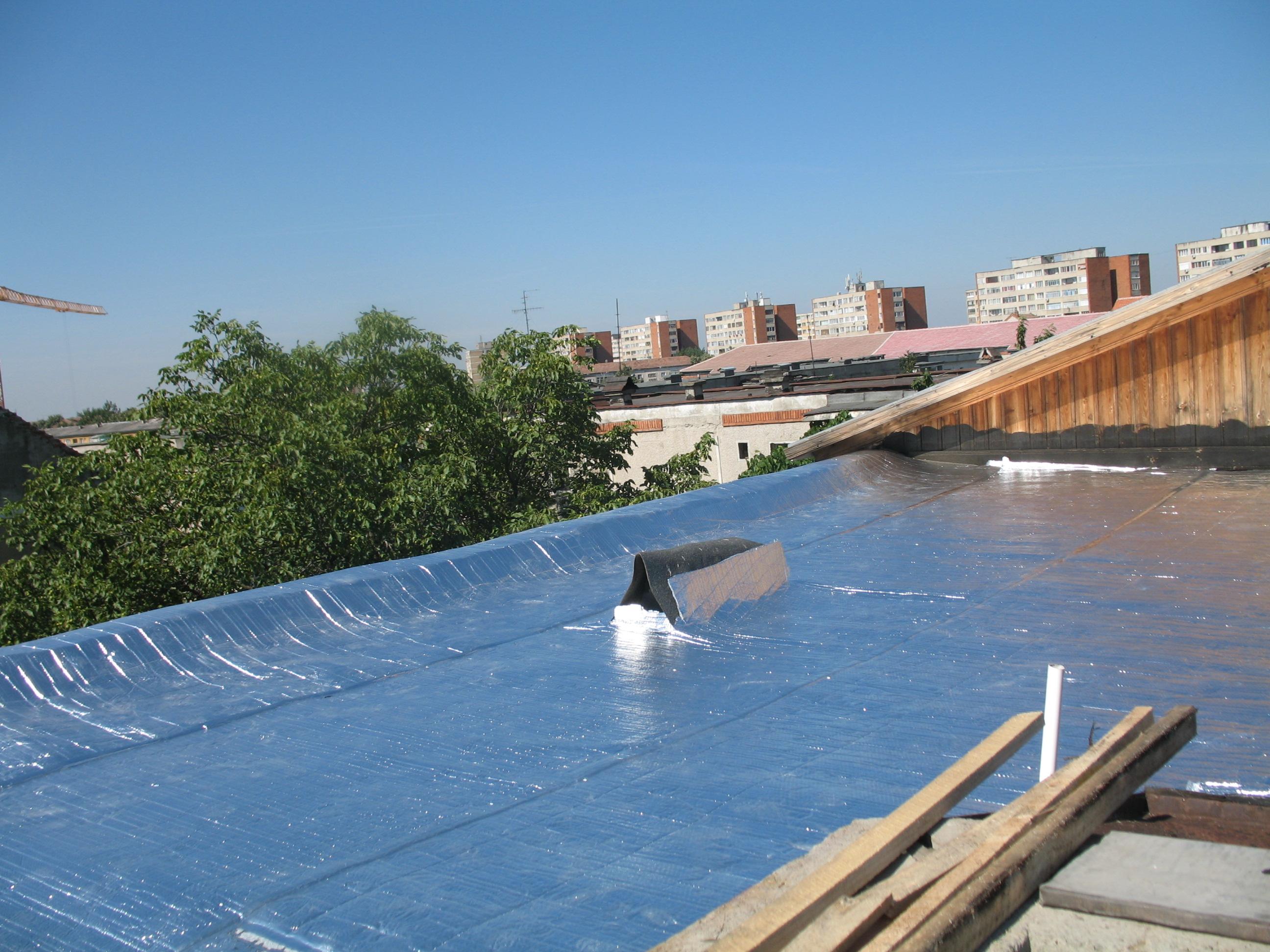 Folii termoizolante pentru terase ISOLAIR THERMO - Poza 5