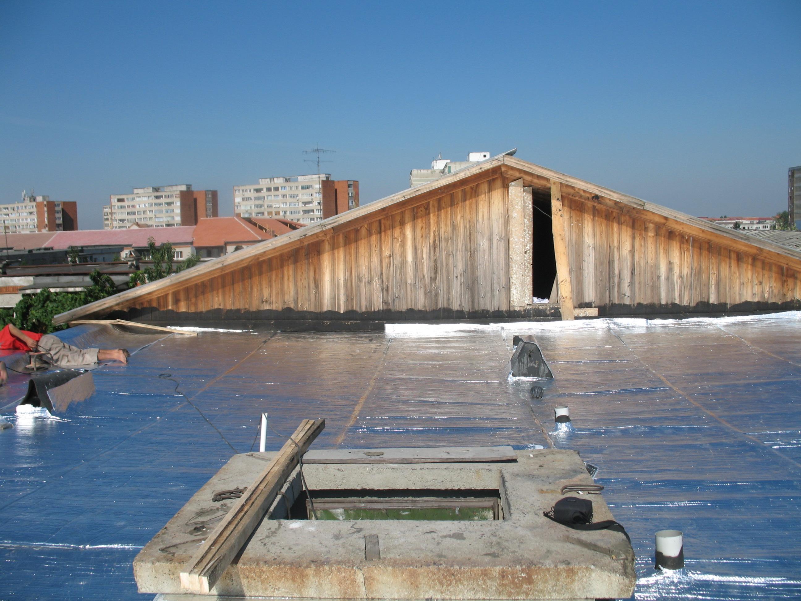 Folii termoizolante pentru terase ISOLAIR THERMO - Poza 6